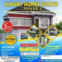 Serviced and gated plot of land in an estate for sales in ibeju lekki