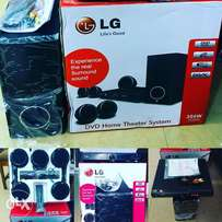 New LG Bluetooth DVD Hometheater. PAYMENT ON DELIVERY