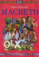 Macbeth textbook and study guide