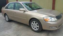 Very clean 2001 toyota avalon for sale