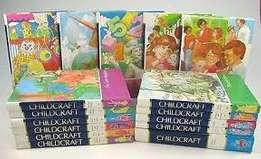 Childcraft: The How and Why Library (15 Volume Set)