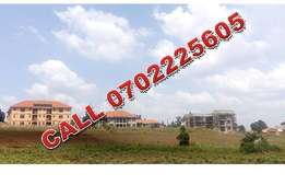 Delightful plot for sale in Kiira-Nsasa at 30m
