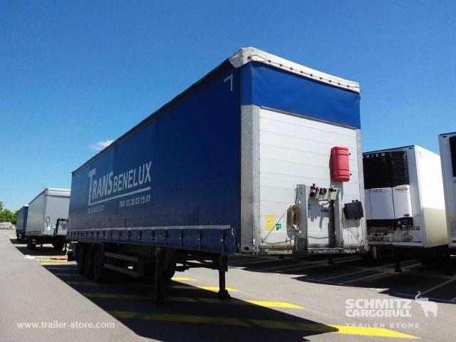 Schmitz Cargobull Semitrailer Rideaux Coulissant Standard - 2014