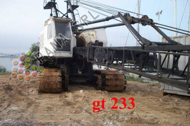 Bucyrus ruston  61 rb dragline - 1978