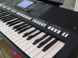London Used Yamaha PSR S750 Professional Keyboard Workstation