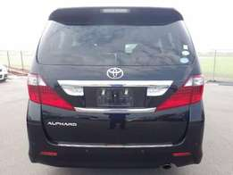 Toyota Alphard 2010 fully Loaded