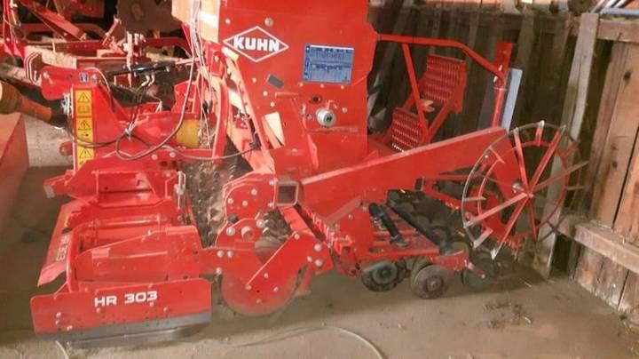 Kuhn integra g2 3000 - 2008