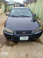 A Toyota camry 1999 model is up Forsale