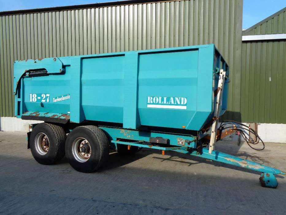 Rolland 18-27 Turboclass Trailer - 2007