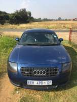 audi tt to swop or sell