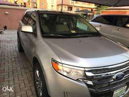 Clean Ford EDGE 2010 (SILVER) Limited