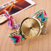colorful gift watch