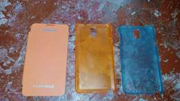 Brand new Transparent Back covers for Samsung Note 3