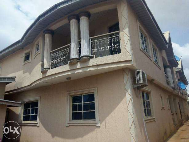 Renovated 3 bedroom flat all tiles floor PVC ceiling at Baruwa Ipaja Alimosho - image 1