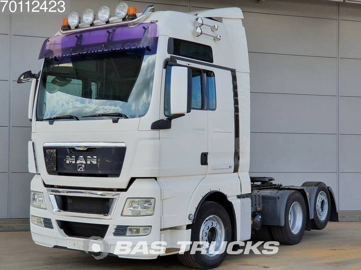 TGX 26.480 6X2 Manual Liftachse XXL Euro 5 - 2010