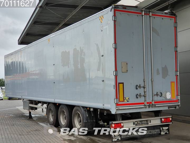Kraker CF-200 92m3 Walking Floor - 2009