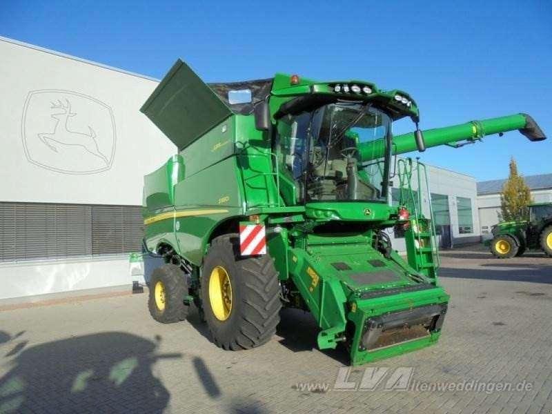 John Deere S680 I - 2012