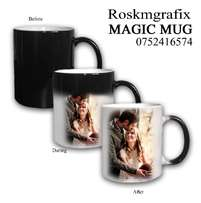 Magic Mugs, Ceramic mugs and Thermal mugs