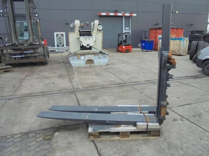 SMV New  Konecranes 2200X250X85 pallet fork