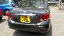 Toyota allion very clean new tyres.