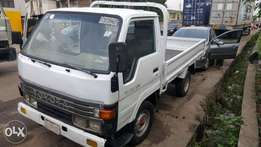 Clean registered Toyota Dyna 150 with a very good condition for sale