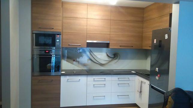Ogromny Szkło do kuchni lacobel lakierowane panel szklany grafika na szkle VC07