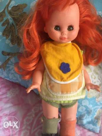 Special doll made in Italy