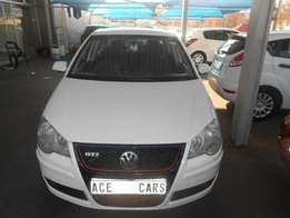 2006 Polo GTI Classic 2.0 sedan selling for R80000