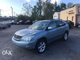 UK used Lexus Rx 330 for sale 2006 model