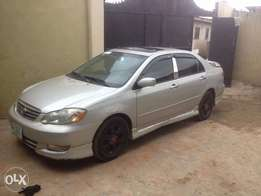 Extremely clean 2004 corolla sport