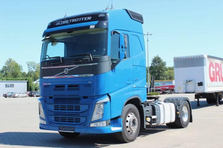 Volvo FH4 500 E6 Automatik Hydraulik Globetrotter - 2014