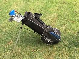 Junior set golf clubs