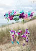 Beautiful Flower Mobiles