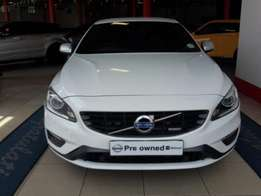Stunning 2015 Volvo S60 T5 2.5L R-Design Automatic