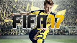 Fifa 17 game PS4