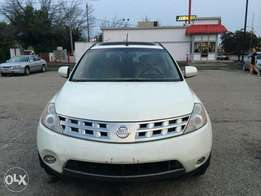2006 tokunbo Nissan Murano SL for sale