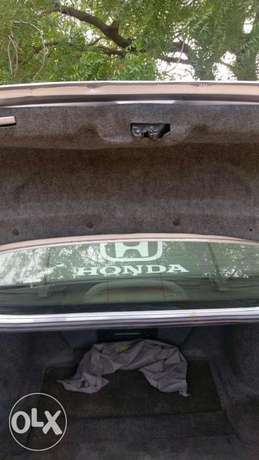 Very neat Honda accord 2003 with leather seat working perfectly. Ogbomosho North - image 8