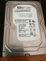 160GB SATA Hard Drive Western Digital