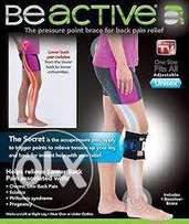 Be active back pain acupressure pad