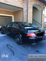Foreign Used CLS 550