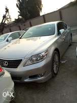 Lexus LS460 Tokunbo 2010 Very Clean Perfectly Condition Perfectly OJ