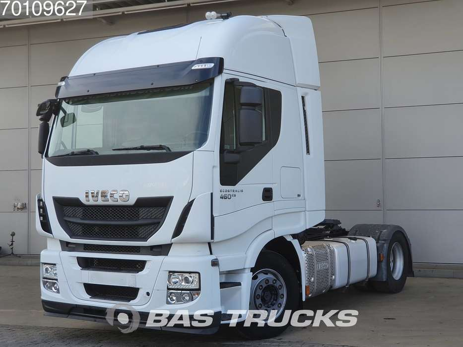 Iveco Stralis AS460S40 4X2 Intarder Euro 6 - 2014