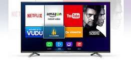 Hisence 43 inch 4k smart digital TV on sale