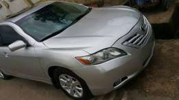 Very neat one. Tokunbo direct toyota camry