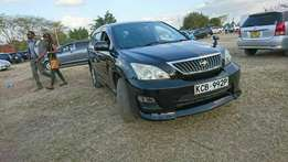 Toyota Harrier 2007 model 2400cc