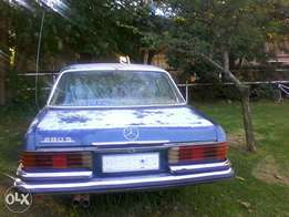 Merecedes benz 116 still in good condition!!