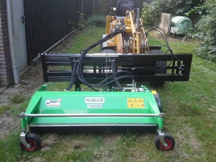 AGM Hydro klepelmaaier mower