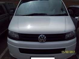 2013 Volkswagen Kombi 2.0 TDi Manual