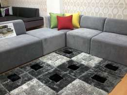 5 piece modular couch direct from factory