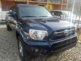 A neat Toyota Tacoma 2012 model for sale